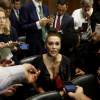 Alyssa Milano's dress at Kavanaugh hearing sparks Twitter firestorm...